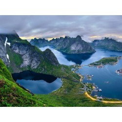 Capo Nord e Isole Lofoten