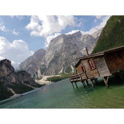 Lago di Braies e Brunico